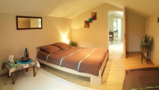 Suite chambre b